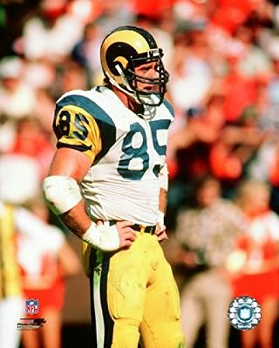 Jack Youngblood Action Photo Print (27,94 x 35,56 cm) Jack Youngblood