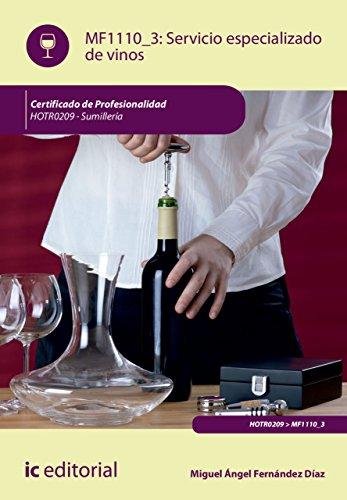 Servicio especializado de vinos. HOTR0209 par Miguel Ángel Fernández Díaz