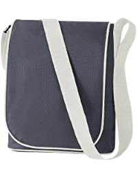 BagBase - Sac messager pour tablette, iPad - 2 litres