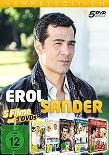 Erol Sander - Sammeledition [5 DVDs - Afrika ruft nach dir, Notfall Dr. Guth, Die Alpenklinik, Die Liebe eines Priesters, Die R