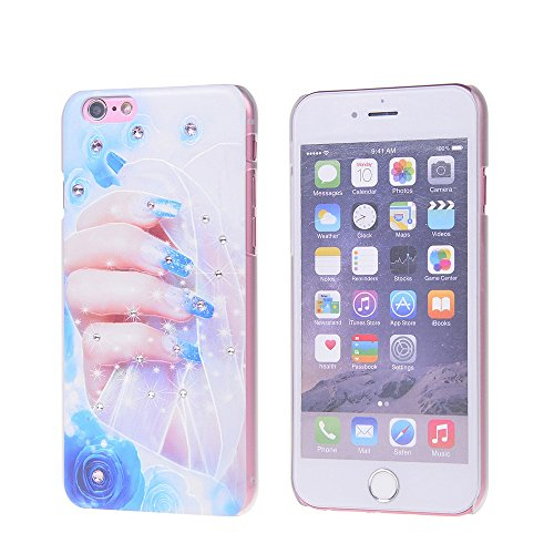 iPhone 6S Coque,COOLKE [009] Mode Case Coque Housse Etui de protection rigide pour Apple iPhone 6 6S (4.7 inches) 007