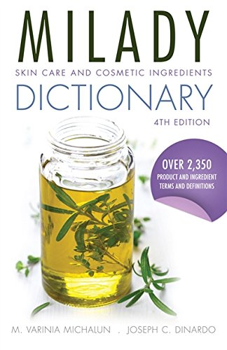 Dictionary Ingredient (Skin Care and Cosmetic Ingredients Dictionary)