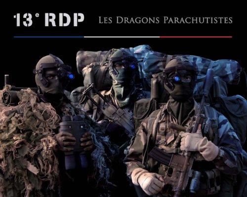 Soldats de l'ombre : 13e rgiment de dragons parachutistes