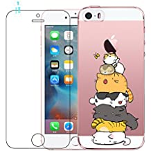 brand new 08b36 879d6 Amazon.it: cover iphone 5s disney