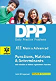 Daily Practice Problems (DPP) for JEE Main & Advanced Maths Volume-6 Relation & Functions