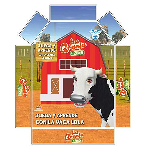 La Granja de Zenón- Juega y Aprende con la Vaca Lola...