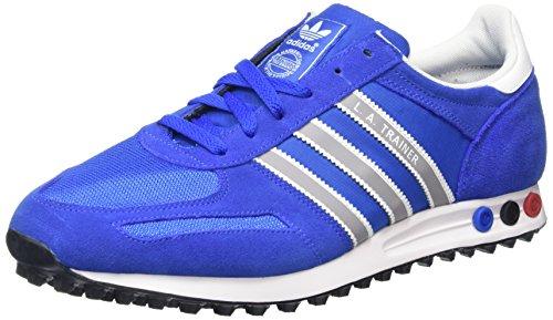 reputable site c7899 9485f adidas La Trainer, Scarpe da Ginnastica Uomo, Blu (Blue 147Blue 147),