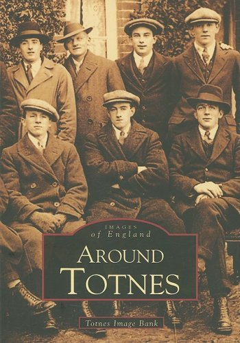 Around Totnes (Archive Photographs: Images of England) by Barry Weeks (2002-10-31)