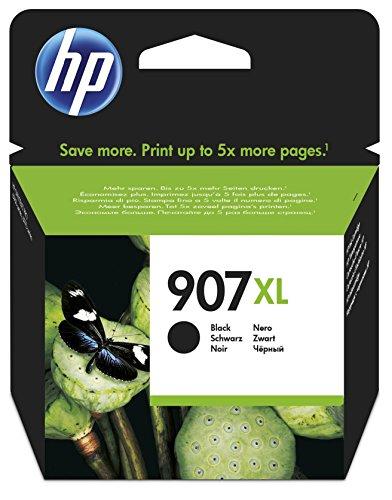 Preisvergleich Produktbild HP 907XL Schwarz Original Druckerpatrone mit hoher Reichweite für HP Officejet Pro