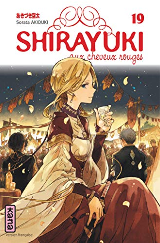 Shirayuki aux cheveux rouges Edition simple Tome 19