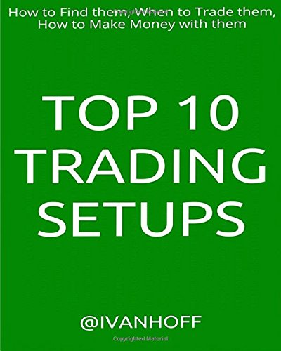 Top 10 Trading Setups: How to Find them, When to Trade them, How to Make Money with them (Swing Tops)