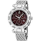 Fendi Damen-Armbanduhr 40mm Armband Edelstahl Schweizer Quarz F89032H.BR8153