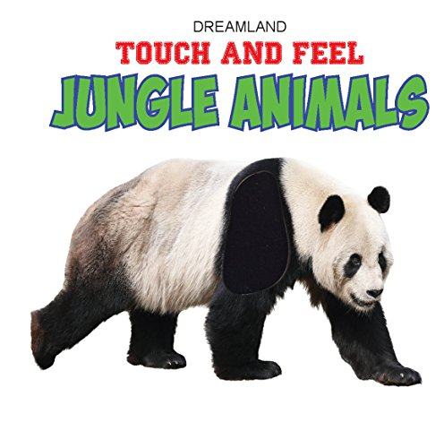 Touch and Feel – Jungle Animals