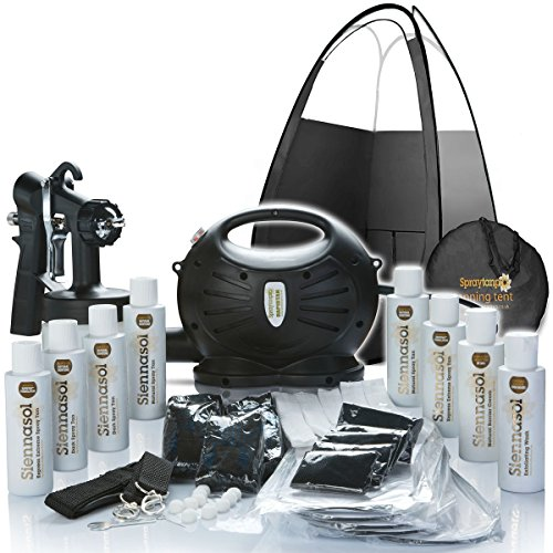 rapidtan-hvlp-airbrush-spray-tan-kit-with-tent-6-x-tan-solutions-more-special-offer-42-off