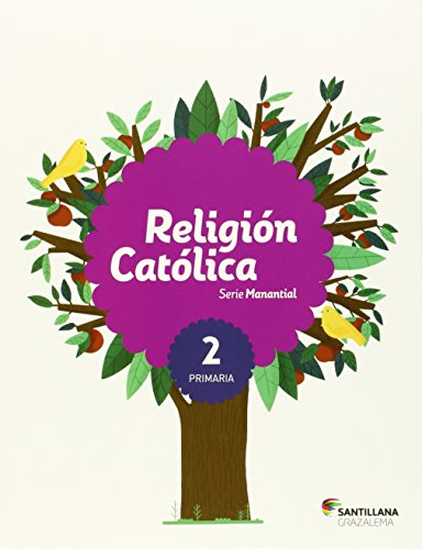 Religion catolica serie manantial 2 pri