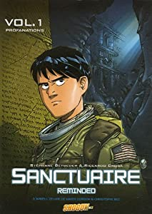 Sanctuaire Reminded Edition simple Tome 1