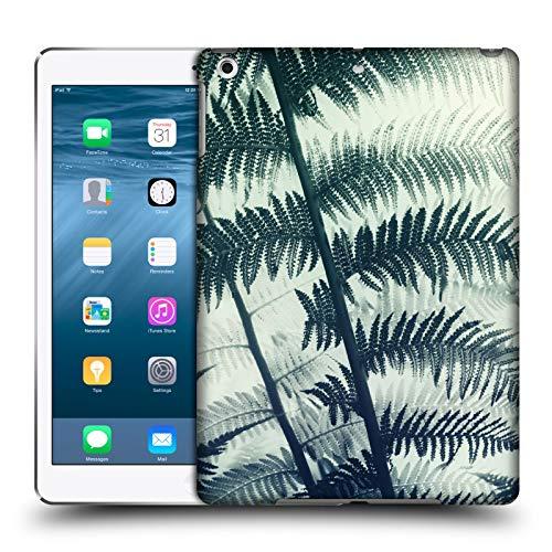 Head Case Designs Offizielle Dorit Fuhg Schildfarn Pflanzen Ruckseite Hülle für iPad Air (2013)