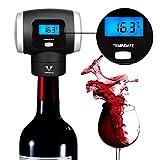 Pompa sottovuoto per vino con display termometro per vino preservare Automatic Intelligent Wine Accessories