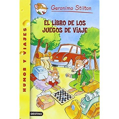 Pack GS34 Juegos viaje+Ratosorpresa (Geronimo Stilton)