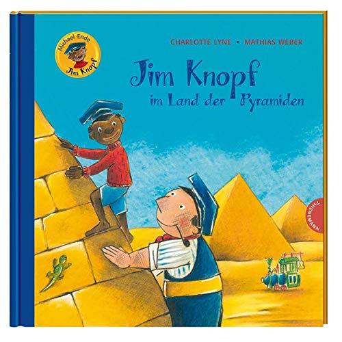 Jim Knopf: Jim Knopf im Land der Pyramiden