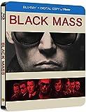Black Mass (Ltd Steelbook) (Blu-ray) (Import)