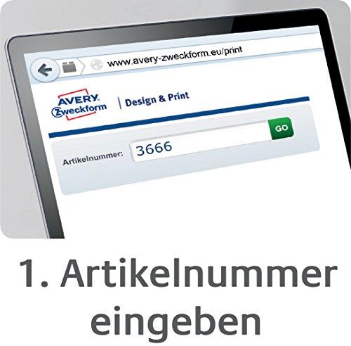 Avery Zweckform ADP5000 Design & Print Software Vollversion - 6