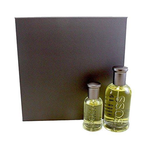 Hugo Boss Bottled homme/man Set (Eau de Toilette, 100ml+Eau de Toilette, 30 ml) -