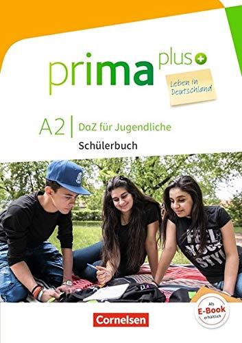 prima plus - Leben in Deutschland A2 - Schülerbuch mit Audios online