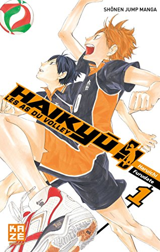 Haikyu !! - Les As du volley T01
