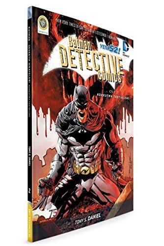 Batman : Dedektif Hikayeleri Cilt 2 : Korkutma Taktikleri