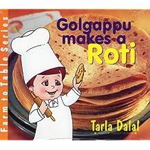 Golgappu Makes a Roti: 1