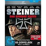 Steiner - Das eiserne Kreuz Teil 1+2 (HD-Doppelbox) - Filmjuwelen