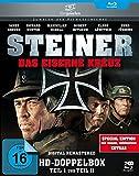 Steiner - Das eiserne Kreuz Teil 1+2 (HD-Doppelbox) - Filmjuwelen [2 Blu-rays]