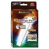 10 Ultra High Power Knicklichter KALTWEISS bis 45 Min extrem intensiv (150x15mm) Komplettset