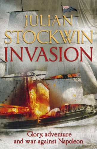 Invasion: Thomas Kydd 10 por Julian Stockwin