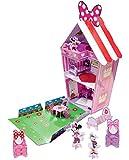 Minnie Mouse–Minnie, Baukasten Haus (Stor 08180)