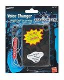 Close Up Stimmenverzerrer Voice Changer, 4 Stimmen einstellbar, mit Mikrofonschnur