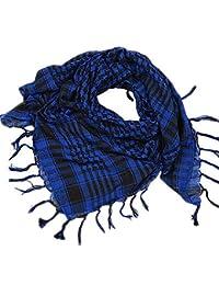 IMJONO Unisexe Mode Femmes Hommes Écharpes L hiver Foulards1 PC arabe  Shemagh Keffieh Palestine Écharpe 7a87d9cacf1