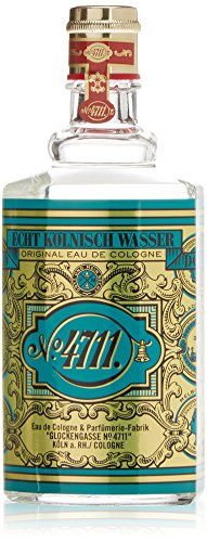 4711 EKW Edc Molanusfl 200 ml, 1er Pack (1 x 200 ml) (Splash De Cologne Eau)
