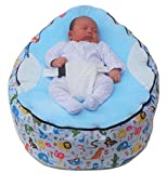 Extra Large pouf pour bébé avec réglable Harnais de sécurité et 2amovible Covers-uk vendeur
