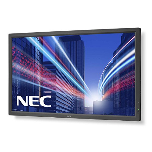 NEC MultiSync V323-2 81,28cm 31,5Zoll EgdeLED Backlight Public Display 16:9 1.920x1.080 DP VESA 1.300:1 450cd schwarz Nec Display
