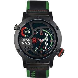 ene watch Modell 105 GP Dual Time Herren-Uhr 11580