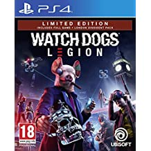 Watch Dogs Legion - Limited Edition PS4
