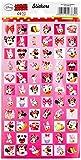 Speelgoed 991194 - Aufkleber Minnie Mouse Mini