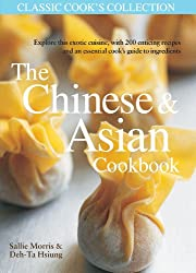 The Chinese & Asian Cookbook (Classic Cook's Collection 3) (English Edition)