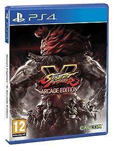 Street Fighter V Arcade Edition - PlayStation 4
