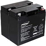 akku-net Blei-Gel Akku für USV APC Smart-UPS RBC7 20Ah (ersetzt auch 18Ah), 12V, Lead-Acid