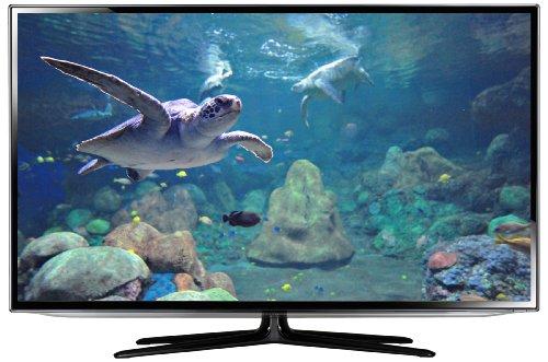Samsung ES6100 117 cm (46 Zoll) Fernseher (Full HD, Twin Tuner, 3D, Smart TV)