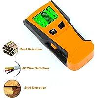 Meer 3 EN 1 Pantalla LCD Detector De Pared Para Detecta AC Cable,Metal Tuberías