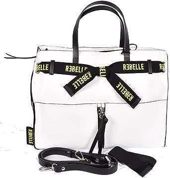 Rebelle Borsa made in italy dafhne handbag in pelle salvia.